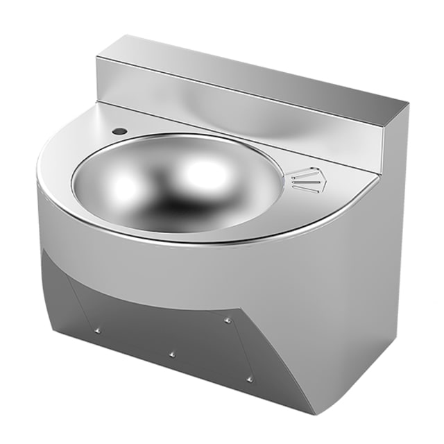 Stoddart Plumbing Wash Basin - Security Round - SR2 - Disable Access Compliant