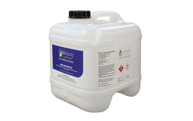 Sanipure Hand Sanitiser 15L Spray HSL.SP15L