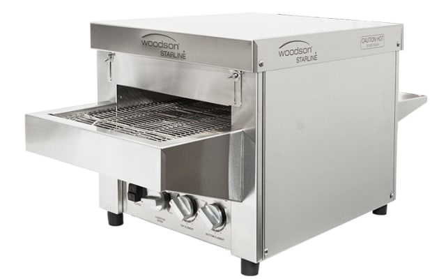 Woodson Starline Snackmaster S15 Conveyor Oven W.CVS.S.15