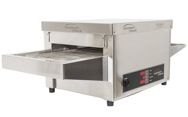 Woodson Starline Snackmaster S25 Conveyor Oven W.CVS.M.25