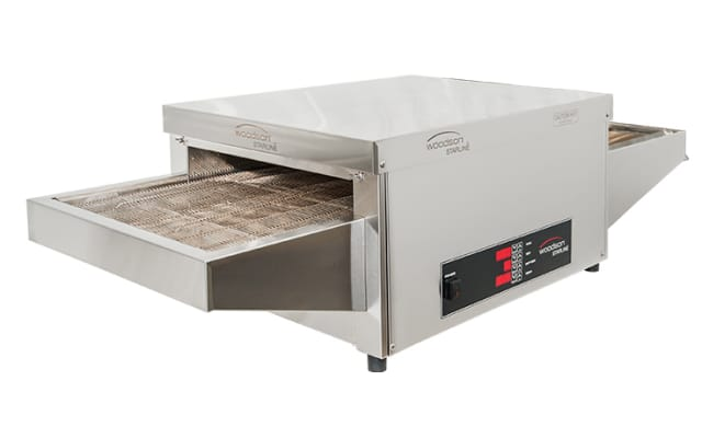 Woodson Starline Counter Top Pizza Conveyor Oven