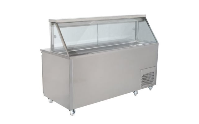 Woodson Straight Sandwich Preparation Bench