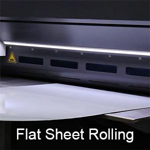 Flat Sheet Rolling