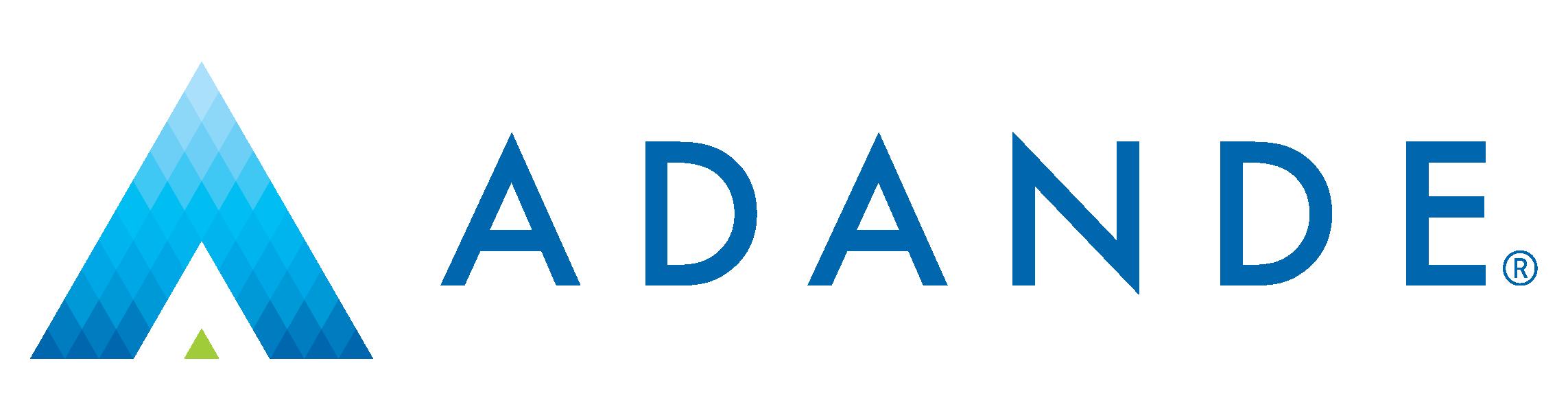 Adande horizontal logo