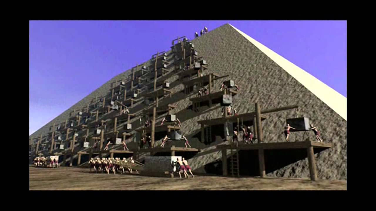 Seven Wonders of the Ancient World - Great Pyramid of Giza