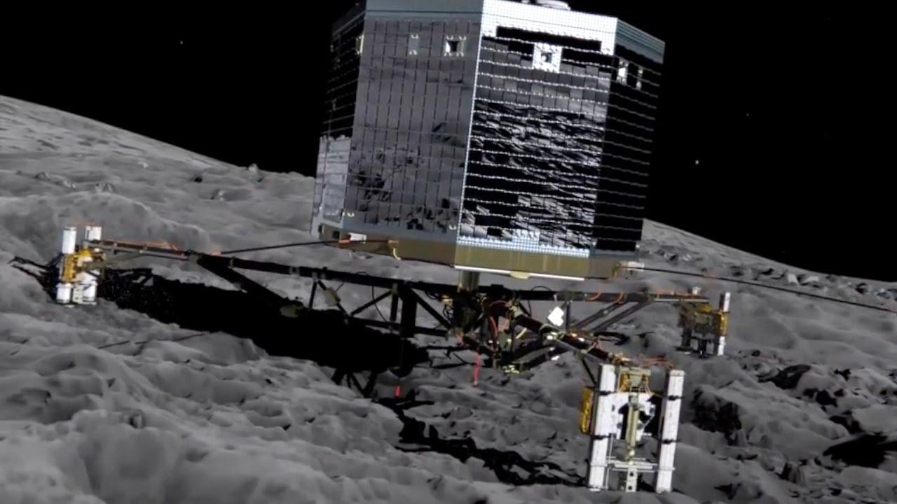 Rosetta (Spacecraft) - Mission