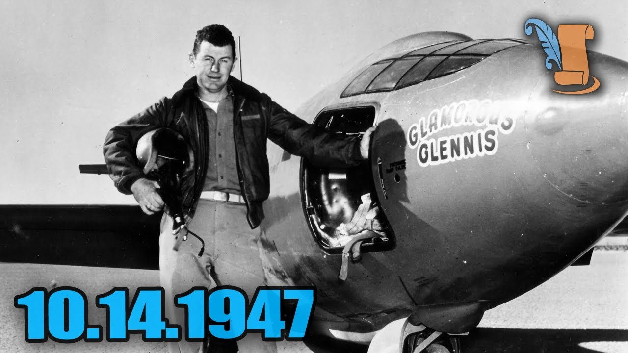 Chuck Yeager - Breaking of Sound Barrier