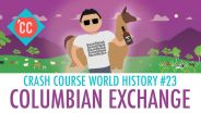 Discovery of America - Columbian Exchange