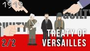 Treaty of Versailles - Terms