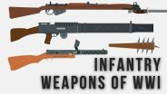 World War I - Infantry Weapons