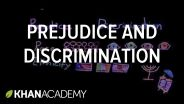 Attitude - Prejudice and Discrimination