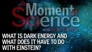 Dark Energy - Einstein's Theory