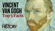 Vincent Van Gogh - Facts