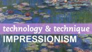 Impressionism - The Influence of New Technologies