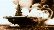 World War II - Attack of USS Bunker Hill