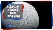 Enceladus - Oceans