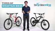 Bicycle - Types of Mountain Bikes
