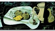 Georges Braque - Still Life 1928-1945