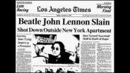John Lennon - Death