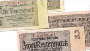 Weimar Republic - Rentenmark