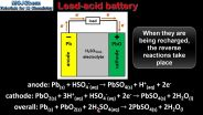 Battery - Secondary Cells
