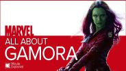 Marvel Cinematic Universe - Gamora