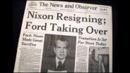 Richard Nixon - Resignation