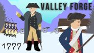 American Revolutionary War - Valley Forge