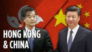 China - Hong Kong Relations