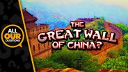 Great Wall of China - Size