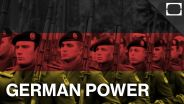 Germany - Economy and Military Power (2015)