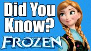 Frozen (2013 Film) - Facts