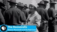 Eleanor Roosevelt - Red Cross Service
