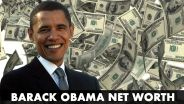 Barack Obama - Net Worth