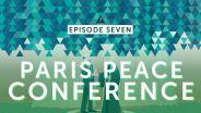 Land of Israel/Palestine - Paris Peace Conference (1919)