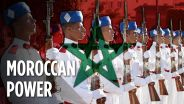 Morocco - Economy and Military Power (2016)