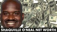 Shaquille O'neal - Net Worth