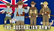 World War I - Australian Army
