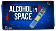 Spaceflight - Alcohol