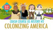 Colonial America - First Colonists