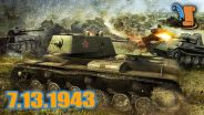World War II - Battle of Kursk