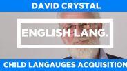 Language - Child Acquisition