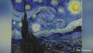 Starry Night (Van Gogh) - Brush Strokes