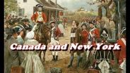 American Revolutionary War - United States Invasion to Canada