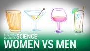 Alcohol - Difference Between Men and Women