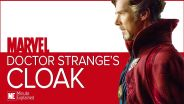 Marvel Cinematic Universe - Cloak of Levitation