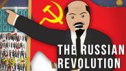 Russian Revolution - Facts