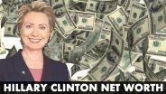 Hillary Clinton - Net Worth