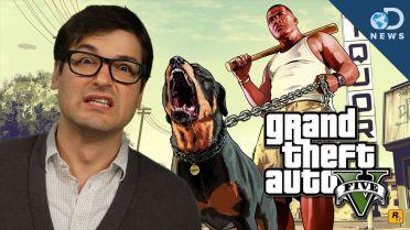 Grand Theft Auto V - Brain Effect