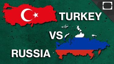 Russia-turkey Relations - History